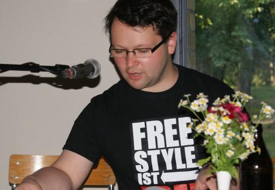 Patrick Siebert (Foto: Julia Hauck)