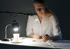Anja Kampmann (Foto: Julia Hauck)