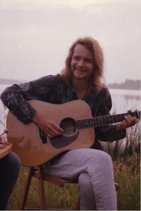 Sebastian van Vugt (Foto: Lena Laine)