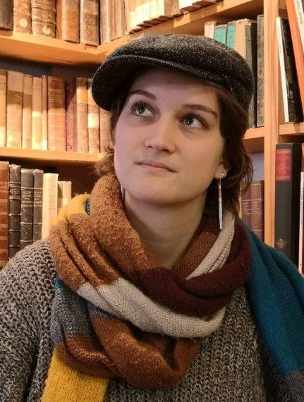 Franziska Bergholtz (Foto: Florian Arnold)