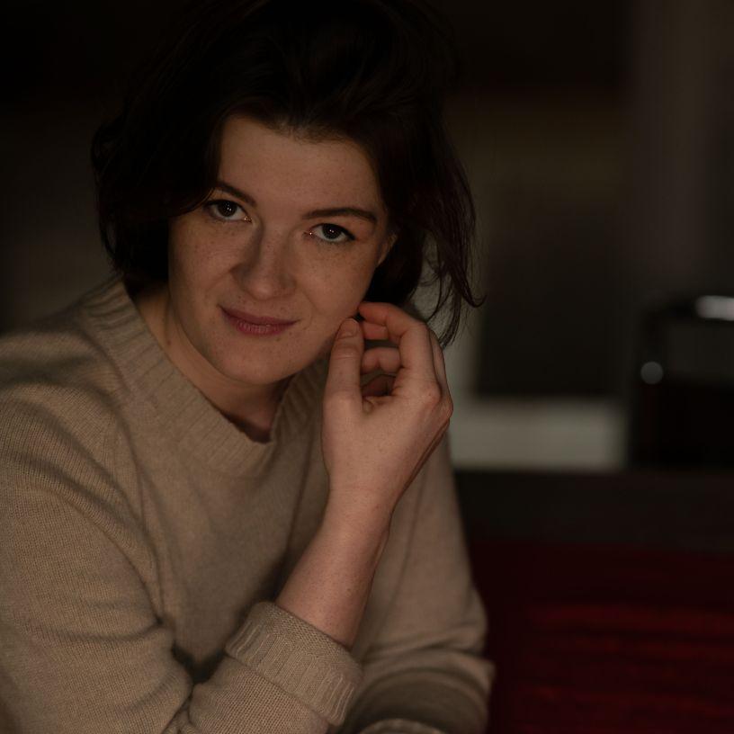 Sophia Fritz, Foto: Marion Koell